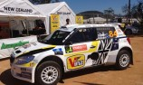 Hayden Paddon walks tightrope at Rally Australia