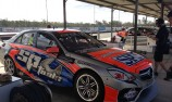 Queensland V8 teams touch off enduro preparations