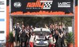 Evans claims Australian Rally Championship at Coffs