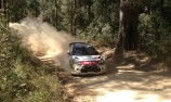 Meeke makes statement in WRC qualifying