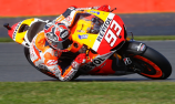 Marquez edges Lorenzo to Silverstone pole