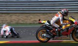Marquez fends off Lorenzo in stunning Aragon victory