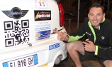 Novel QR code signage for Quinn WRC Mini