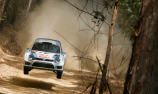 Ogier completes Rally Australia sweep on day one