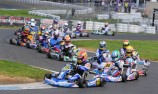 Tight fight in Stars of Karting Title Chase