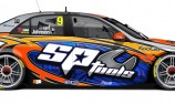 SP Tools Racing unveils tattoo livery