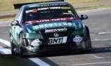 Edgell/Holdsworth take eventful Race 2 win