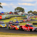V8 Ute rivals trade insults after Race 1 clash