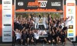 Castrol-backed VW wins WRC Rally Australia
