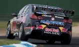 Dumbrell to start qualifying race from pole