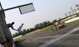 Hakkinen/Solomon lift Erebus to debut China win