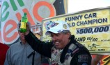 Force wins 16th NHRA Funny Car championship