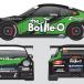 Gavin Bullas to make Carrera Cup debut