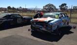 Touring car legends survive huge Bathurst crash