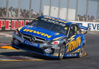 IRWIN Mercedes 344x242 IRWIN to end V8 Supercars involvement
