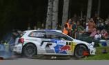 Latvala edges in front at Rallye de France