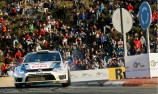 Latvala edges to the lead in Spain