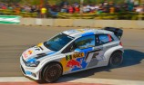 Ogier out front in Spain