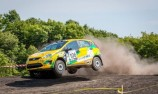Reeves on the verge of Rally America title