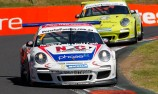 Luff edges Baird for Carrera Cup race 2 win