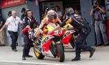 Safety concerns call for mandatory bike swap in MotoGP race