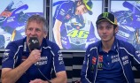 Rossi 'blindsided' Burgess with decision to split