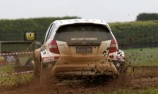 Eli Evans wins Power Stage at Rally Victoria