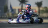 Luck evades Joseph Mawson in Bahrain