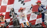 Marquez accomplishes record MotoGP title