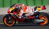 Marquez begins MotoGP finale in perfect style