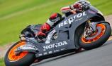 Marquez tops final MotoGP test