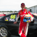 Nathan Pretty tests Walkinshaw V8 Supercar