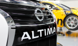 Nissans adopt Altima branding for launch