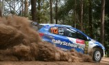 Co-driver change for Reeves at Rally Victoria