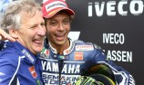 Rossi and Burgess to split