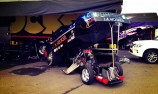 Sydney Funny Cars delayed until today
