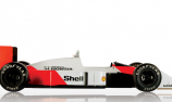Senna McLaren set for Top Gear Festival