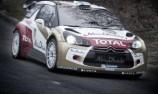 Citroen confirms WRC line-up for 2014