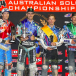 Holder claims fifth national speedway title