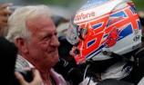 Jenson Button's father John dies