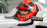 Schumacher latest: remains stable but critical