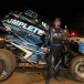 Kaeding flips sprintcar in wild celebration