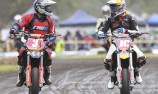 Crump and Caslick launch new motorcycle academy