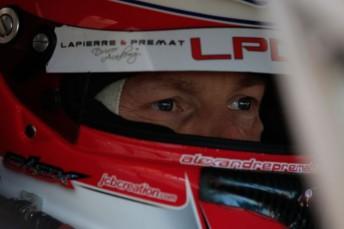 Alexandre Premat Premat to rejoin GRM for Enduro Cup