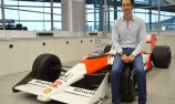 Bruno to lead Ayrton Senna tribute at SMP