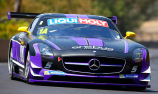 Erebus stamps authority in final practice
