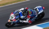 Suzuki's Laverty sets the pace in Island tests