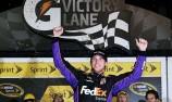 Hamlin wins Sprint Unlimited