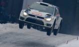 Jari-Matti Latvala wins Rally Sweden