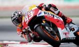 Marquez quickest at opening MotoGP test
